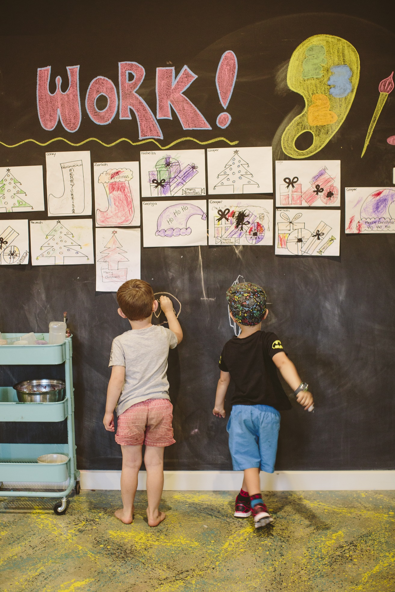Inspira Kids Early Learning Centres Artroom