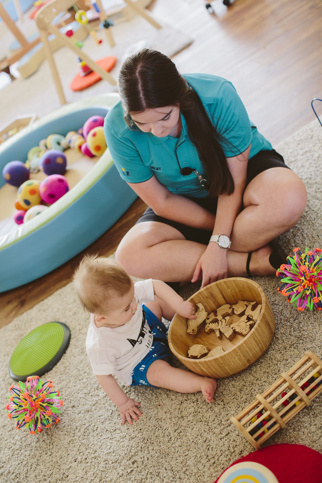 Inspira Kids Early Learning Centres Baby Room