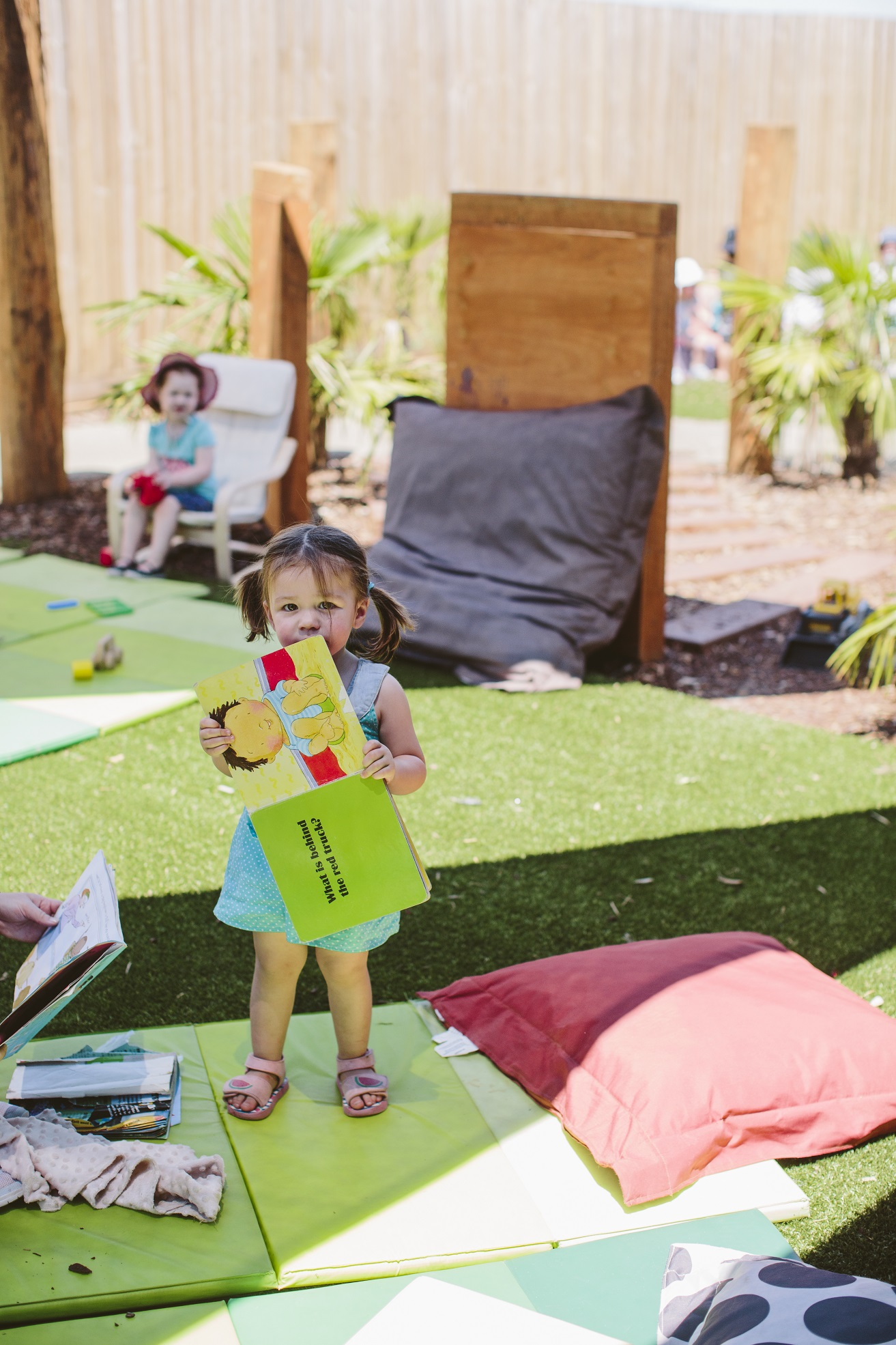 Inspira Kids Early Learning Centres Outdoor Play Area