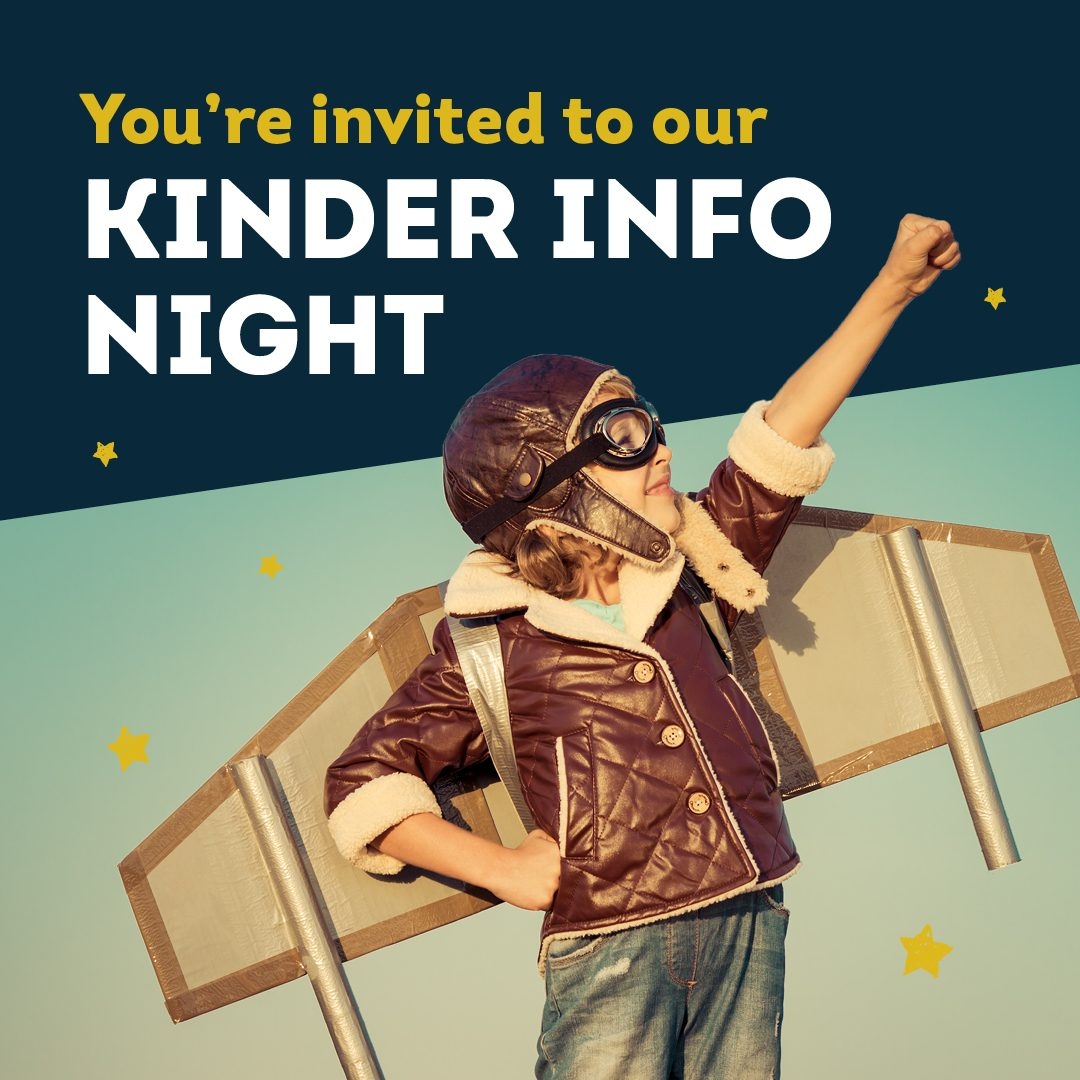Inspira Kids ELC Kinder Information Seminar