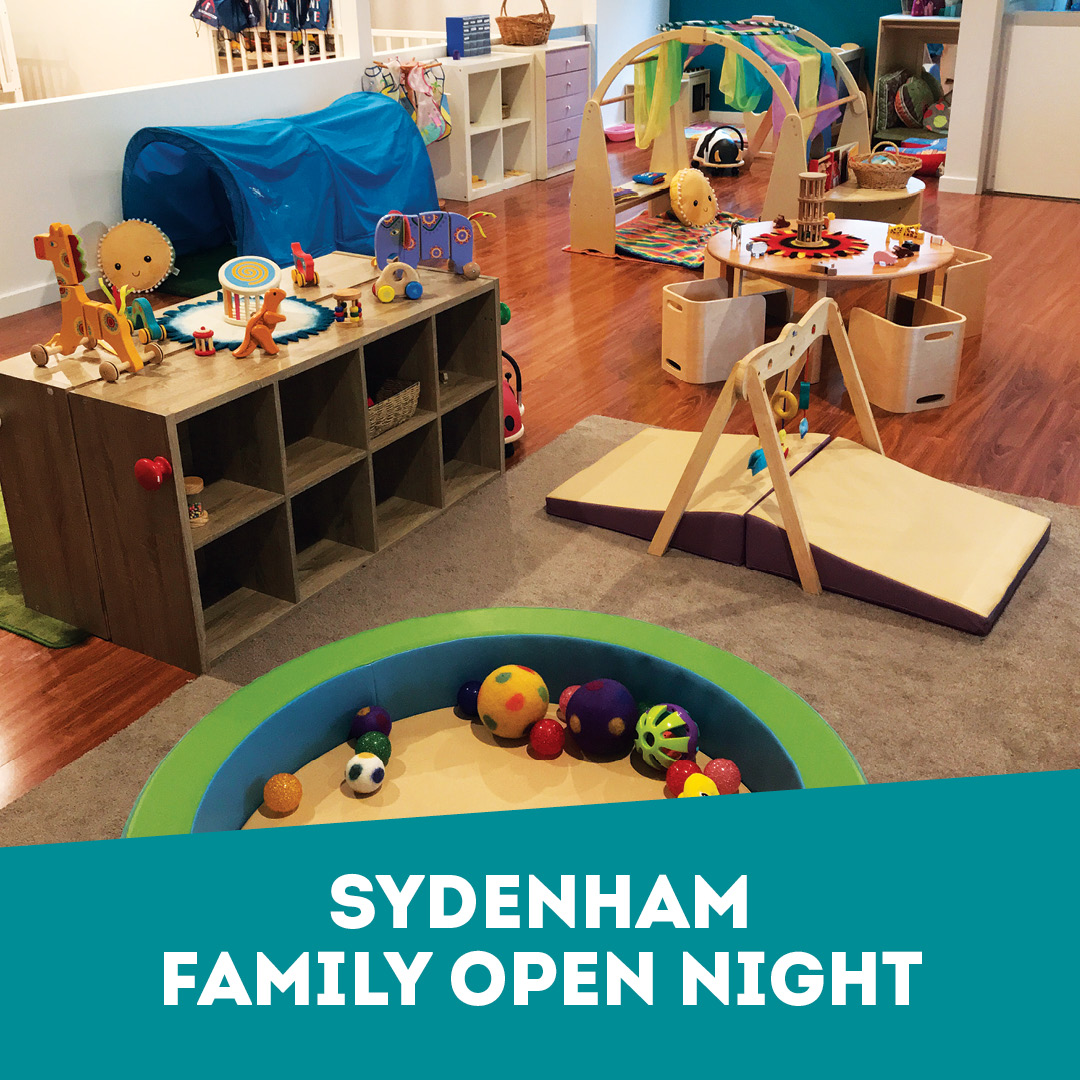 Sydenham Family Open Night – 14 March 2018