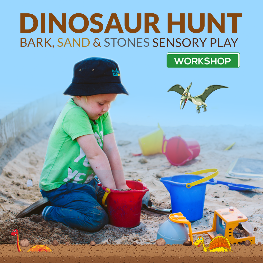 Dinosaur Hunt Workshop