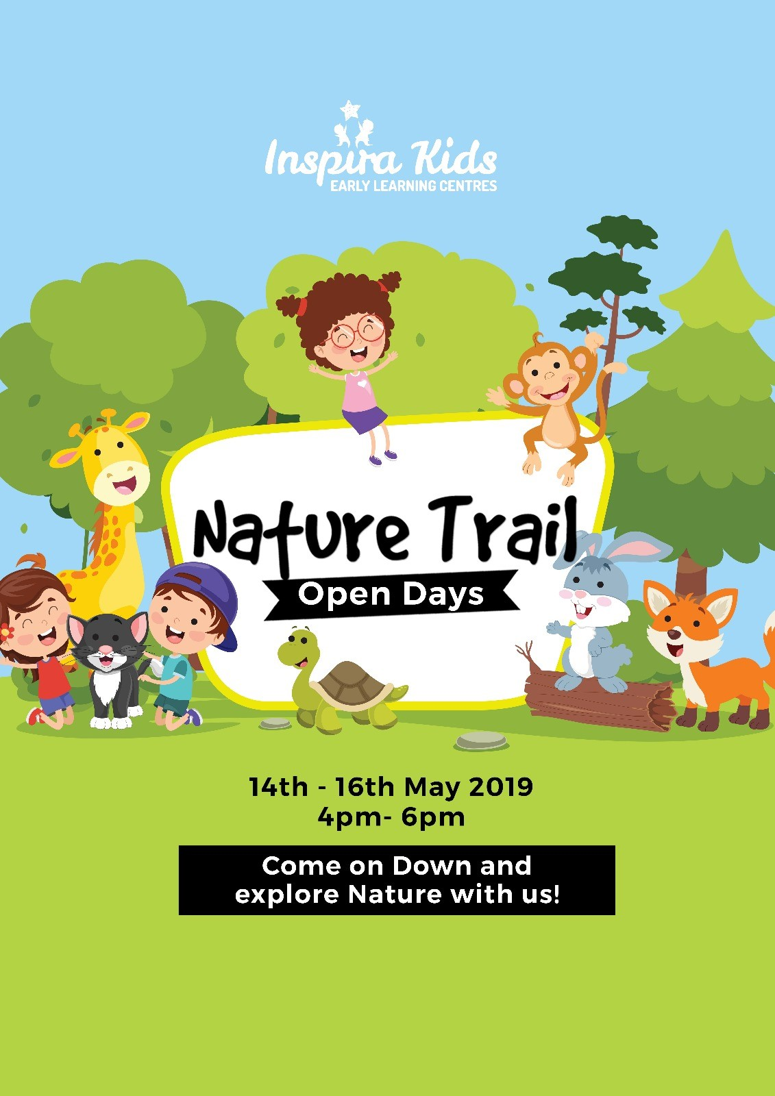 Nature Trail Open Days