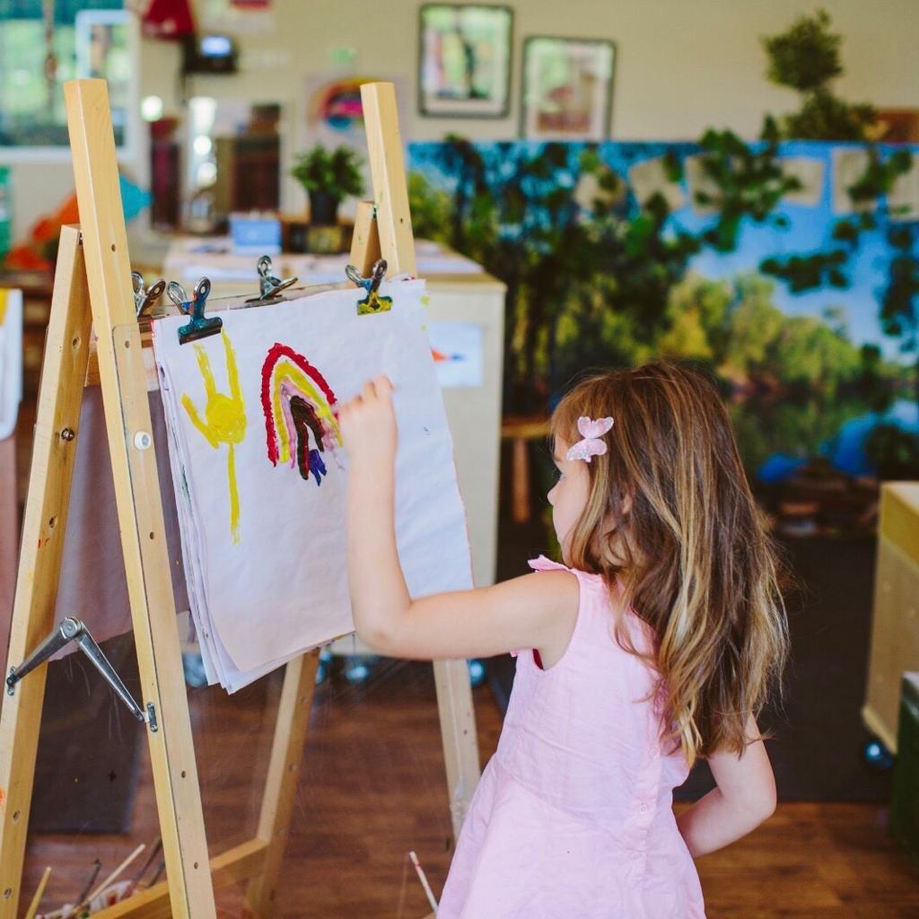 early childhood art
