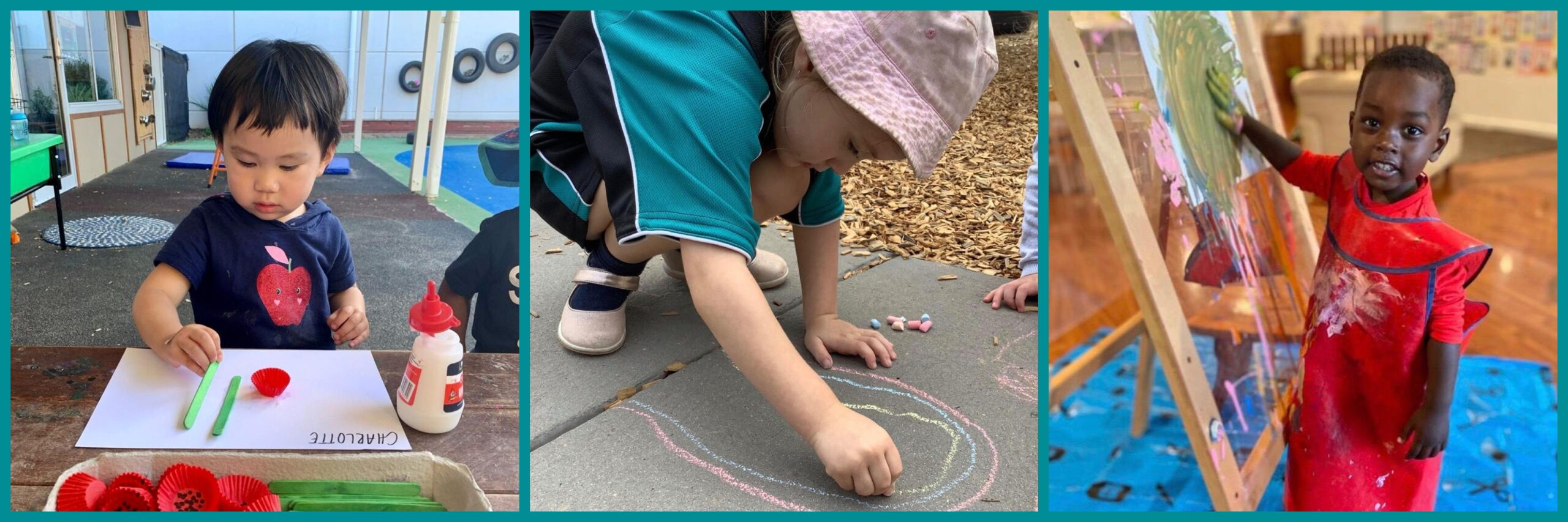 Early Childhood Art – Why it is important